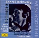 Hommage à Andréi Tarkovski - Wien Modern II