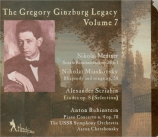 The Gregory Ginzburg Legacy Vol.7