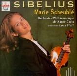 SIBELIUS - Scheublé - Concerto pour violon op.47