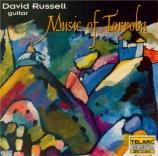MORENO TORROBA - Russell - Sonatina