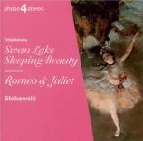 TCHAIKOVSKY - Stokowski - Le Lac des Cygnes, ballet, op.20