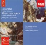 ROSSINI - Maksymiuk - Sonates pour cordes (6)