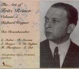 STRAUSS - Reiner - Der Rosenkavalier (Le chevalier à la rose), opéra op