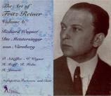 WAGNER - Reiner - Die Meistersinger von Nürnberg (Les maîtres chanteurs