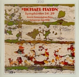 HAYDN - Goritzki - Symphonie n°34 en mi bémol majeur P.26 MH.473