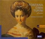 FONTANA - Sonnerie - Sonate a 3 secondo tuono