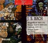 BACH - Redel - Magnificat BWV 243