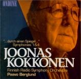 KOKKONEN - Berglund - Symphonie n°1