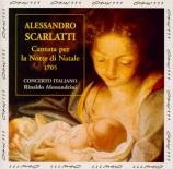 SCARLATTI - Alessandrini - Cantate per la notte di Natale