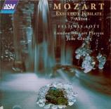 MOZART - Lott - Exsultate, jubilate, motet pour soprano, orgue et orches