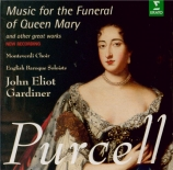 Music for the funeral of Queen Mary and other great works