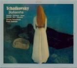 TCHAIKOVSKY - Rotman - Iolanta op.69