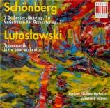 SCHOENBERG - Herbig - Fünf Orchesterstücke op.16
