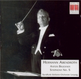 BRUCKNER - Abendroth - Symphonie n°5 en si bémol majeur WAB 105