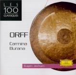 ORFF - Jochum - Carmina Burana