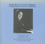 BERLIOZ - Monteux - La Damnation de Faust (live London 8 - 3 - 1962) live London 8 - 3 - 1962