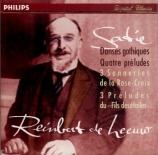 SATIE - De Leeuw - Quatre préludes