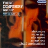 Young Composers' Group Anthology IV