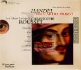 HAENDEL - Rousset - Riccardo Primo, re d'Inghilterra, opéra en 3 actes H