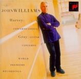 HARVEY - Williams - Concerto Antico pour guitare