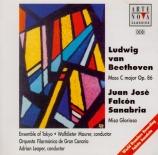 BEETHOVEN - Maurer - Messe en ut majeur op.86