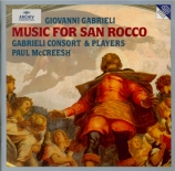 Music for San Rocco 1608