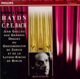 HAYDN - Guillou - Concerto Hob.XVIII:8 : version pour orgue et orchestre