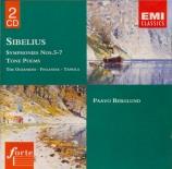SIBELIUS - Berglund - Symphonie n°5 op.82
