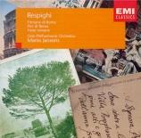 RESPIGHI - Jansons - I pini di Roma (Les pins de Rome), poème symphoniqu
