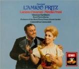 MASCAGNI - Gavazzeni - L'amico Fritz