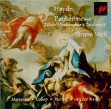 HAYDN - Weil - Missa in tempore belli, pour solistes, choeur mixte, orche