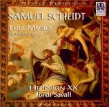 SCHEIDT - Savall - Ludi musici