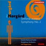 NØRGÅRD - Segerstam - Sinfonia austera