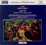RYELANDT - Llewellyn - Agnus Dei op.56