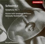 SCHNITTKE - Rozhdestvensky - Symphonie n°1
