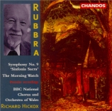 RUBBRA - Hickox - The morning watch op.55