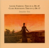 SCHUMANN-WIECK - Streicher Trio - Trio avec piano en sol mineur op.17