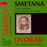 SMETANA - Sejna - Symphonie triomphale (festive)