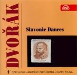 DVORAK - Sejna - Huit danses slaves op.46, version pour orchestre op.46