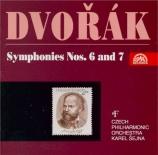 DVORAK - Sejna - Symphonie n°6 op.60