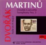 MARTINU - Sejna - Symphonie n°3 H.299