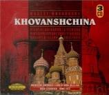 MOUSSORGSKY - Leskovich - La Khovantchina live, RAI Roma 1973 en italien
