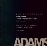 ADAMS - Adams - Concerto pour violon