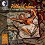 VILLA-LOBOS - Diemecke - Symphonie n°4 'Victoria'