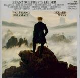 Lieder nach Gedichten seiner von Goethe
