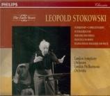 TCHAIKOVSKY - Stokowski - Capriccio italien, poème symphonique pour orch