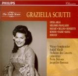 Opera et mélodies françaises