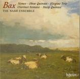 BAX - Nash Ensemble - Nonette pour flûte, hautbois, clarinette, harpe, q