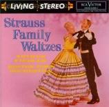 Strauss Family Waltzes