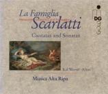 La Famiglia Scarlatti (cantates & sonatas)
